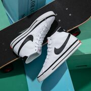Nike - Court Legacy Canvas Mid Sneaker Heren