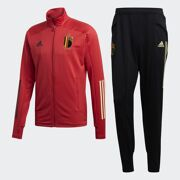 Adidas - RBFA TK Suit Trainingspak Rode Duivels