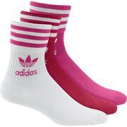 Adidas - Mid Cut Crew Sock kousen