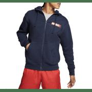 Nike - NSW JDI HOODIE FZ FLC BSTR