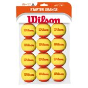 Wilson Starter Orange 12pack