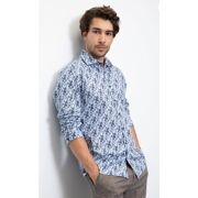TERRE BLEUE - Hemd Albert Regular fit Heren
