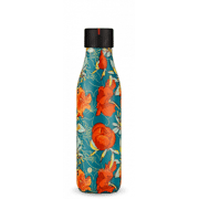 Les Artistes - H.0.9 Bottle Up Pivoines mat 500ml