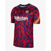 Nike- FC Barcelona Men's Short-Sleeve Soccer Top Heren