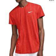 Nike -Tennisshirt Court Challenger Heren
