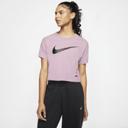 Nike -T-Shirt Sportswear Swoosh Dames