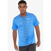 Nike - Loopshirt  Dri-FIT Miler Heren