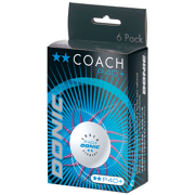 Donic - Ball Coach P40+ * White