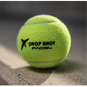 DROP SHOT PADEL BALL PRACTICE CAN 3PCS