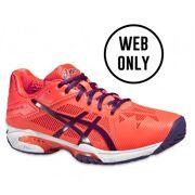 Asics - Tennisschoenen Dames