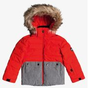 Quiksilver- Winterjas EDGY  Jacket Kids