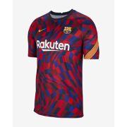 Nike- FC Barcelona  Kids' Short-Sleeve Soccer Top Kids