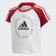 Adidas - Cropped T-shirt G Bold Tee Kids