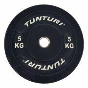 Tunturi - Training Bumper Plate 5kg