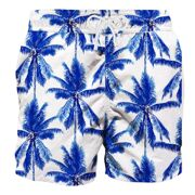 MC2 Saint Barth - Zwemshort Harmony Palm heren