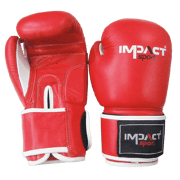Impact Sport - Bokshandschoenen Traditional Pro Gloves Leather