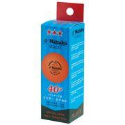 Nittaku - Ball Nexcel 40+ *** Orange