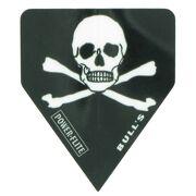 Bull's Powerflite Delta 'Skull & Crossbones' 100mic