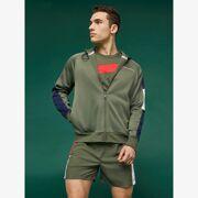 Tommy Hilfiger Sport - Sweater Block Fleece Heren