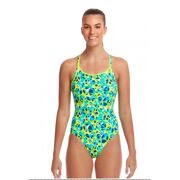 Funkita - Zwempak Diamond Back One Piece Stem Sell Dames