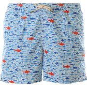 MC2 Saint Barth -Zwemshort  Sea Shark  heren