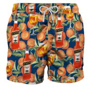 MC2 Saint Barth - Zwemshort Spritz  Heren
