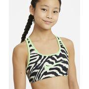 Nike - Swoosh Reversible Printed Sportbeha Kids