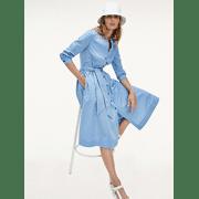 Tommy Hilfiger - Y/D Cot Shirt Midi dress