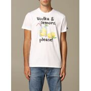 MC2 Saint Barth - T-shirt Vodka Lemon Heren