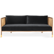 Cannage Sofa 210cm