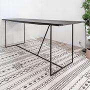 Mesa Nero hoge tafel