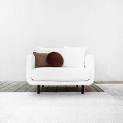 Jenny armchair wide beige