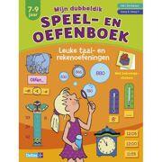 Boek Mijn dubbeldik speel- en oefenboek Leuke taal- en rekenfoefeningen (7 - 9 jaar) -  Deltas 0640427