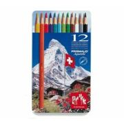Caran D'Ache - Prismalo Pencils Assortiment - 12 stuks