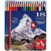 Caran D'Ache - Prismalo Pencils Assortiment - 18 stuks