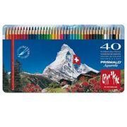 Caran D'Ache - Prismalo Pencils Assortiment - 40 stuks