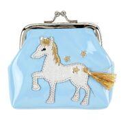 Portemonnee Marith paard blauw - Souza 105626