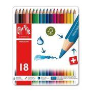 Caran D'Ache - Fancolor Colour Pencils - 18 stuks