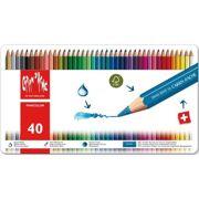 Caran D'Ache - Fancolor Colour Pencils - 40 stuks