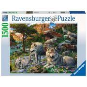 Puzzel Wolvenroedel 1500 stuks - RAV 165988