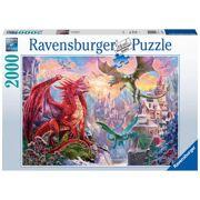 Puzzel Drakenland 2000 stuks - RAV 167173