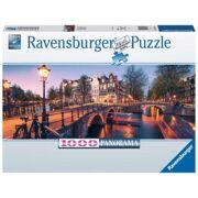 Puzzel Avond in Amsterdam 1000 stuks - RAV 167524