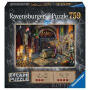 Puzzel Escape Kasteel van de Vampier 759 stuks - Ravensburger 199617