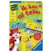 Speel- en leerspel Ik kan al Tellen! - Ravensburger 243488