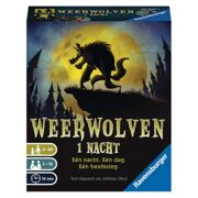 Spel Weervolven 1 nacht - Ravensburger 269655