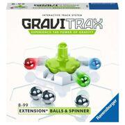 GraviTrax uitbreidingsset Balls & Spinner - Gravitrax 269792