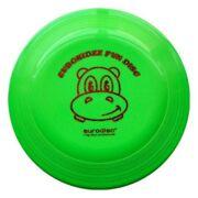 Eurodisc Frisbee 110 gr Kids Fun Fluo groen - CJJ 2866.97