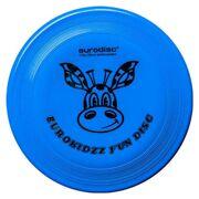 Eurodisc Frisbee 110 gr Kids Fun blauw - CJJ 2866.06