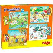 De Seizoenen ( 4 x 15 stuks) - HABA 301888