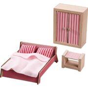 Slaapkamer voor volwassenen Little Friends Poppenhuismeubels - Haba 301988